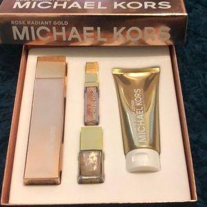 Michael Kors gift set for women